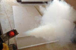 Mould fogging